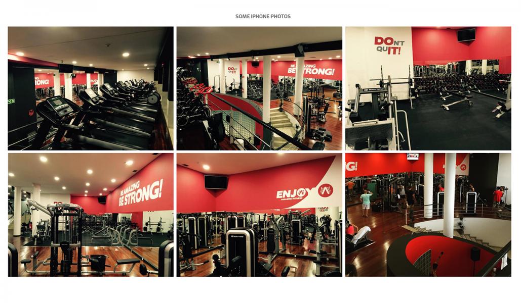 Amazingym Ginásio Gym Design