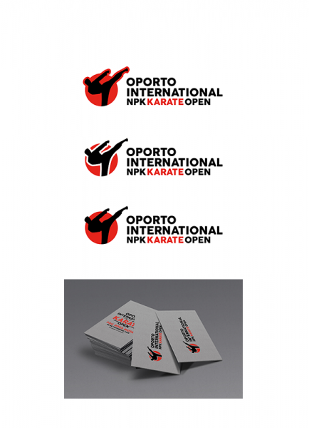Karate Open Oporto Design