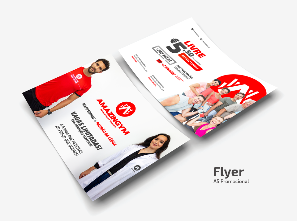 design porto, design flyer