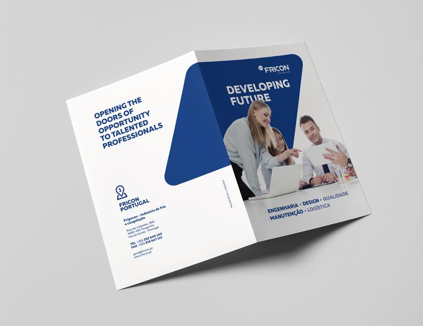design porto, design gráfico brochura