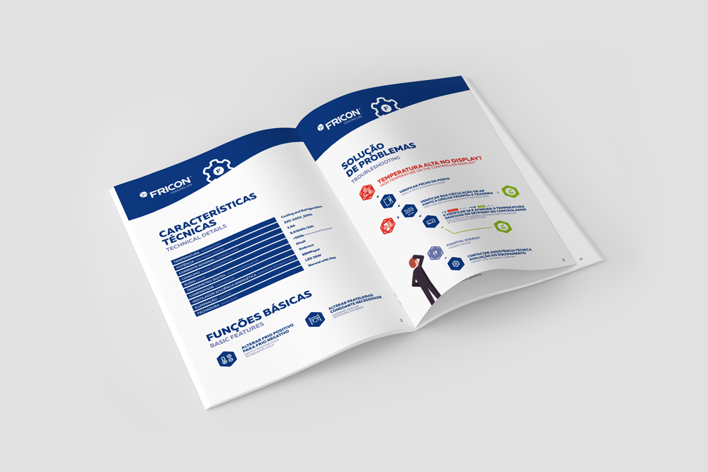 Design PORTO Brochura Fricon