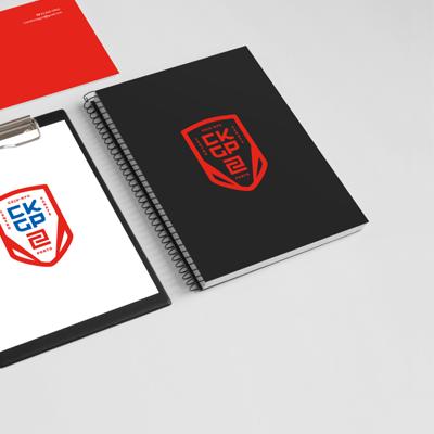 design porto, identidade corporativa gráfica, emblema
